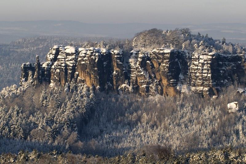 Wandern im Nationalpark Sächsische Schweiz